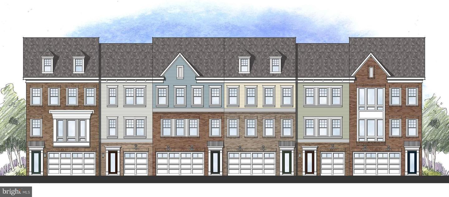 Single Family for Sale at Running Creek Square- Highland Leesburg, Virginia 20175 United States