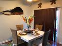 Dining Area - 133 EVERGREEN CT, MOUNT ROYAL