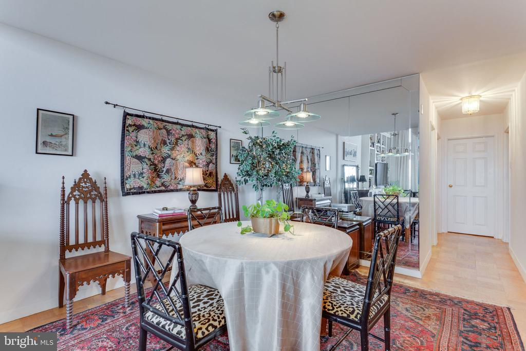 Dining in Style! - 1200 N NASH ST #551, ARLINGTON
