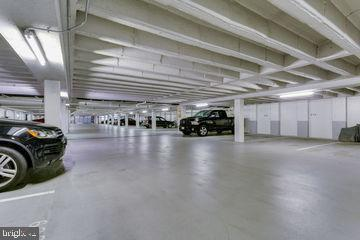 Garage parking - 1200 N NASH ST #551, ARLINGTON