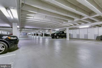 Garage parking - 1200 N NASH ST #551, ARLINGTON