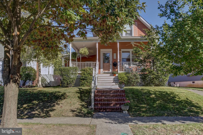 Частный односемейный дом для того Продажа на 555 WASHINGTON TERRACE TER Audubon, Нью-Джерси 08106 Соединенные Штаты