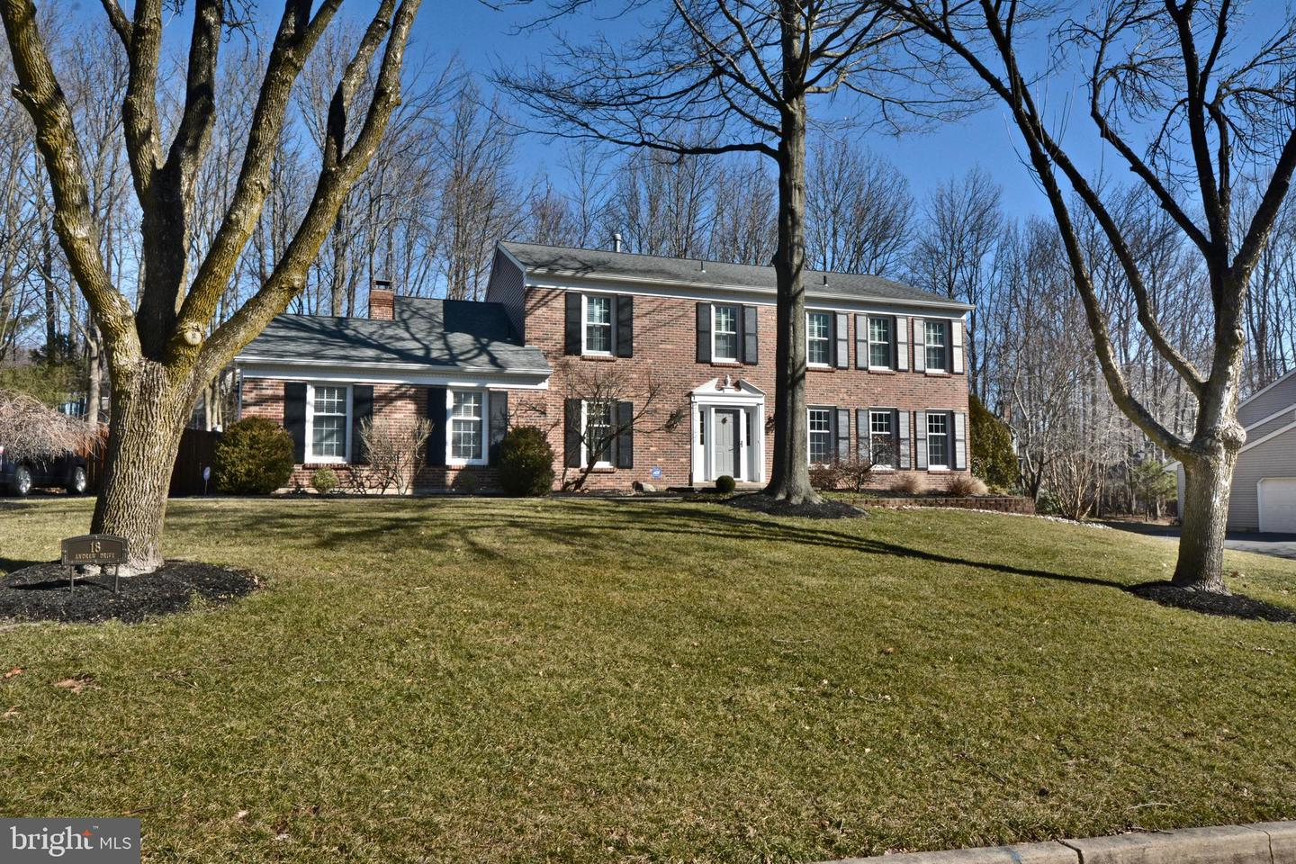 Property for Sale at 18 ANDREW Drive Lawrence Township, New Jersey 08648 United States