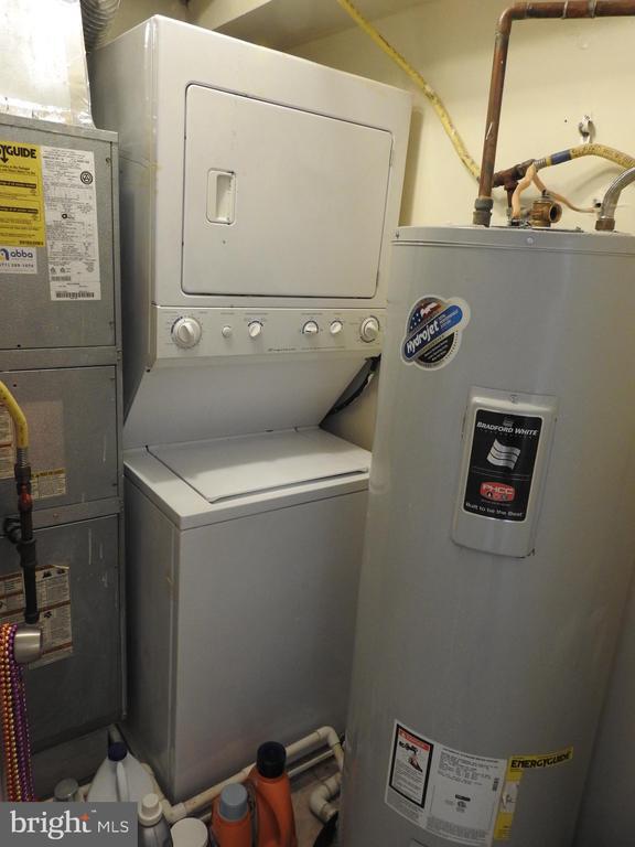 Laundry/Utility Room - 4124 AMES ST NE #204, WASHINGTON