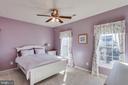 Bedroom #2 on UL - 43328 MARKHAM PL, ASHBURN