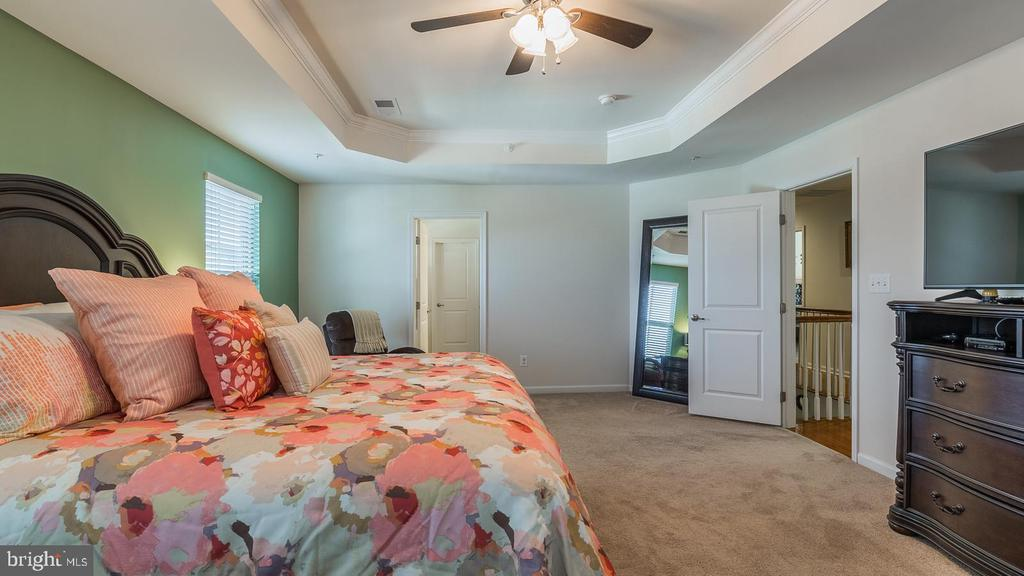 Master Bedroom - Show with King Bed - 17149 SEA SKIFF WAY, DUMFRIES