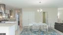 Breakfast Room - 21337 CLAPPERTOWN DR, ASHBURN