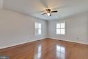 One of four upper level spacioius bedrooms - 1017 TYLER ST, HERNDON