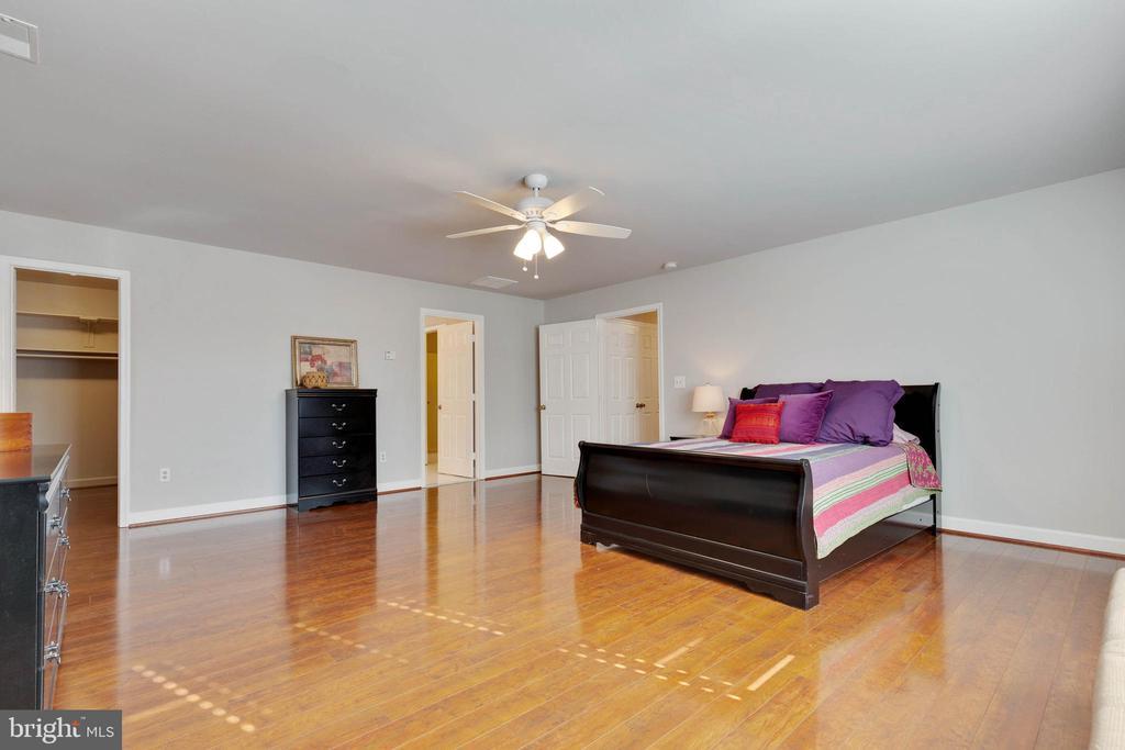 Master Bedroom - 1017 TYLER ST, HERNDON
