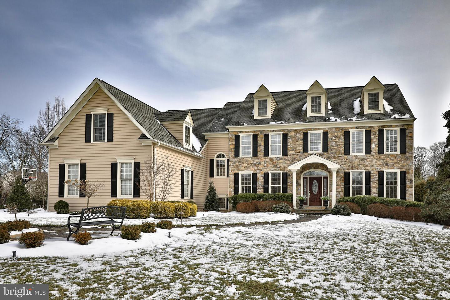 Photo of home for sale at 1460 Parsons Lane, Ambler PA