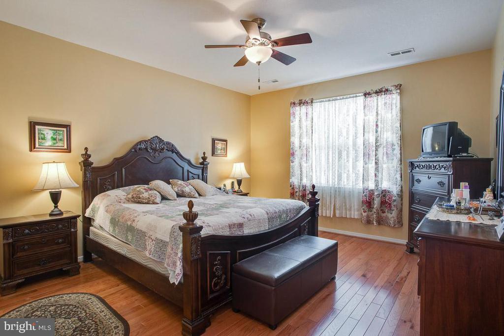 Master bedroom - 11731 LEGACY WOODS DR, FREDERICKSBURG
