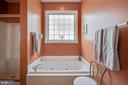 Master bath - 11731 LEGACY WOODS DR, FREDERICKSBURG