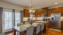 Custom Kitchen Island - 17149 SEA SKIFF WAY, DUMFRIES