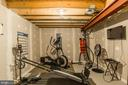 Basement Exercise Room - 17149 SEA SKIFF WAY, DUMFRIES
