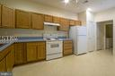 Kitchen offer table space. - 16 TURTLE CREEK WAY, FREDERICKSBURG