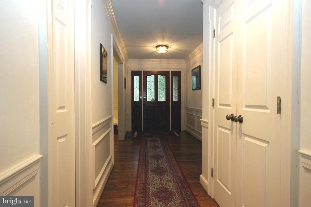 Quality doors and decorative moldings - 3225 RIVERVIEW DR, TRIANGLE