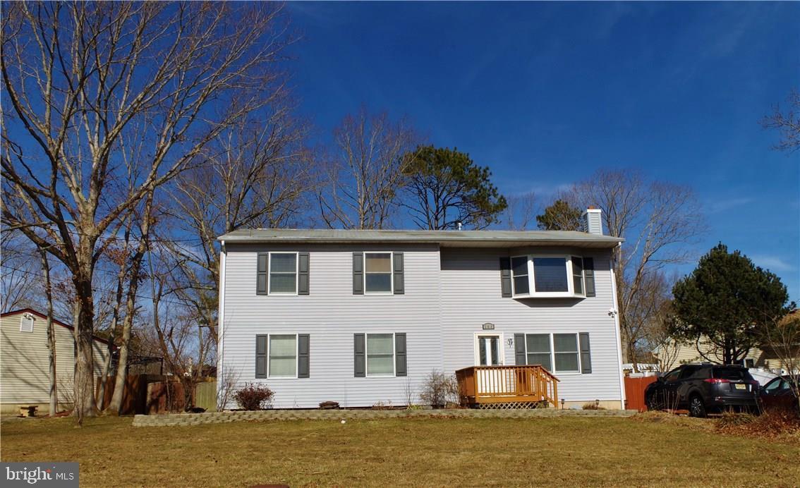 Maison unifamiliale pour l Vente à 148 WAVE Manahawkin, New Jersey 08050 États-Unis