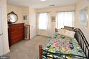 2nd Bedroom with 2 closets - 2524 BRENTON POINT DRIVE, RESTON