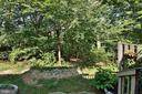 View of woods - 2524 BRENTON POINT DRIVE, RESTON