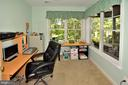 Office/Hobby Room with great views - 2524 BRENTON POINT DRIVE, RESTON