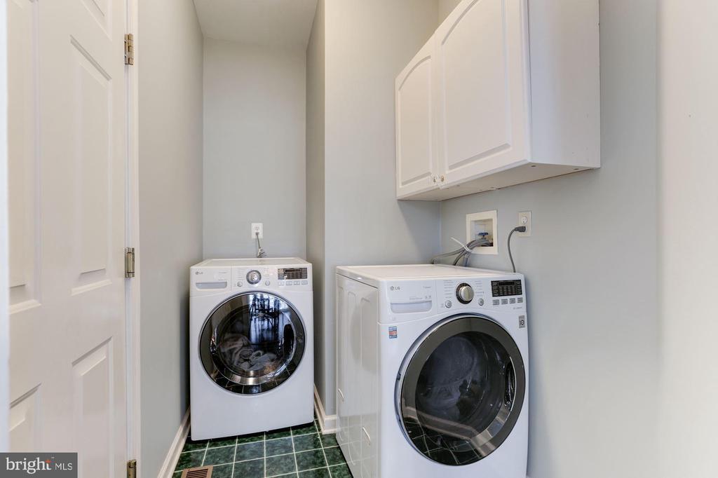 Laundry Room - 43127 LLEWELLYN CT, LEESBURG