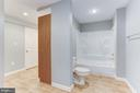 New Shower Insert and Tub - 43127 LLEWELLYN CT, LEESBURG