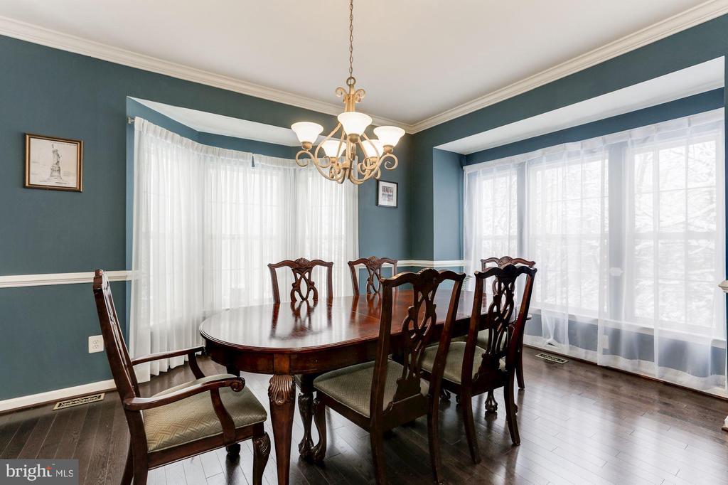 Dining Room - 43127 LLEWELLYN CT, LEESBURG