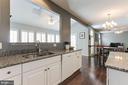 Granite Countertops - 43127 LLEWELLYN CT, LEESBURG
