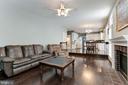 Family Room - 43127 LLEWELLYN CT, LEESBURG