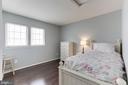 Bedroom 2 - 43127 LLEWELLYN CT, LEESBURG
