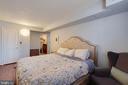 Master with Walk-in Closet - 2230 GEORGE C MARSHALL DR #327, FALLS CHURCH