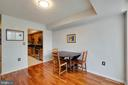 Separate Dining - 2230 GEORGE C MARSHALL DR #327, FALLS CHURCH