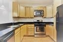 A perfect kitchen to cook in! - 38 MARYLAND AVE #214, ROCKVILLE