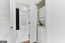 Washer and Dryer in unit - 38 MARYLAND AVE #214, ROCKVILLE