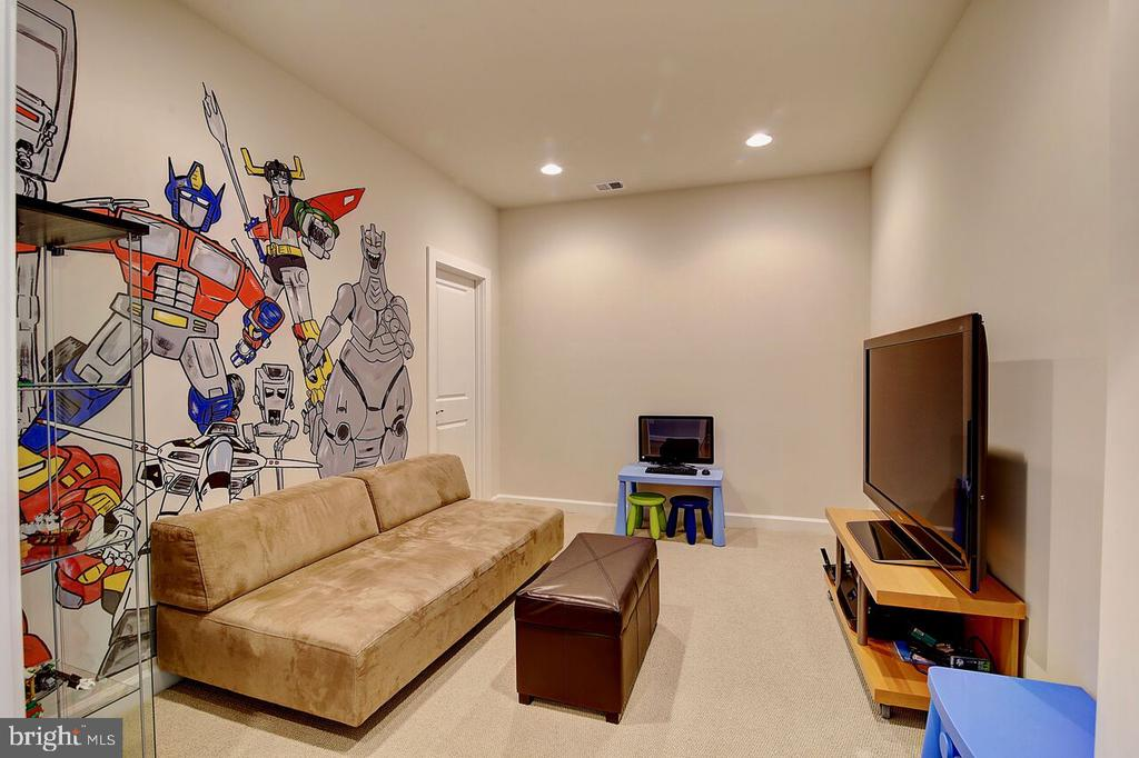 Game room/Recreation area - 43354 SOUTHLAND ST, ASHBURN