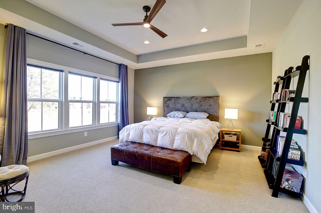 Master Bedroom - 43354 SOUTHLAND ST, ASHBURN