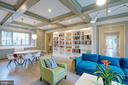 Plays to neighborhood's historic architecture - 5400 CATHEDRAL AVE NW, WASHINGTON