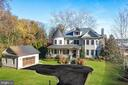 Custom waterfront home on the River - 833 HERBERT SPRINGS RD, ALEXANDRIA