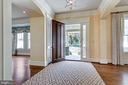 Luxury finishes and architectural details - 833 HERBERT SPRINGS RD, ALEXANDRIA