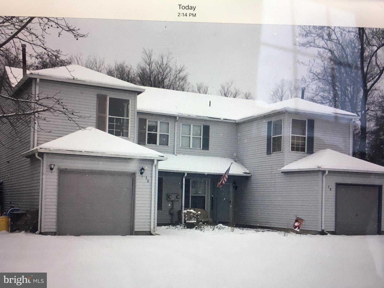 独户住宅 为 销售 在 Sewell, 新泽西州 08080 美国