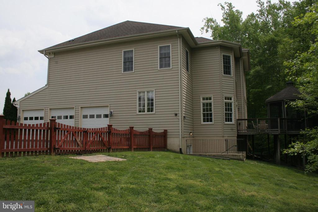Exterior - 12328 TIDESWELL MILL CT, WOODBRIDGE