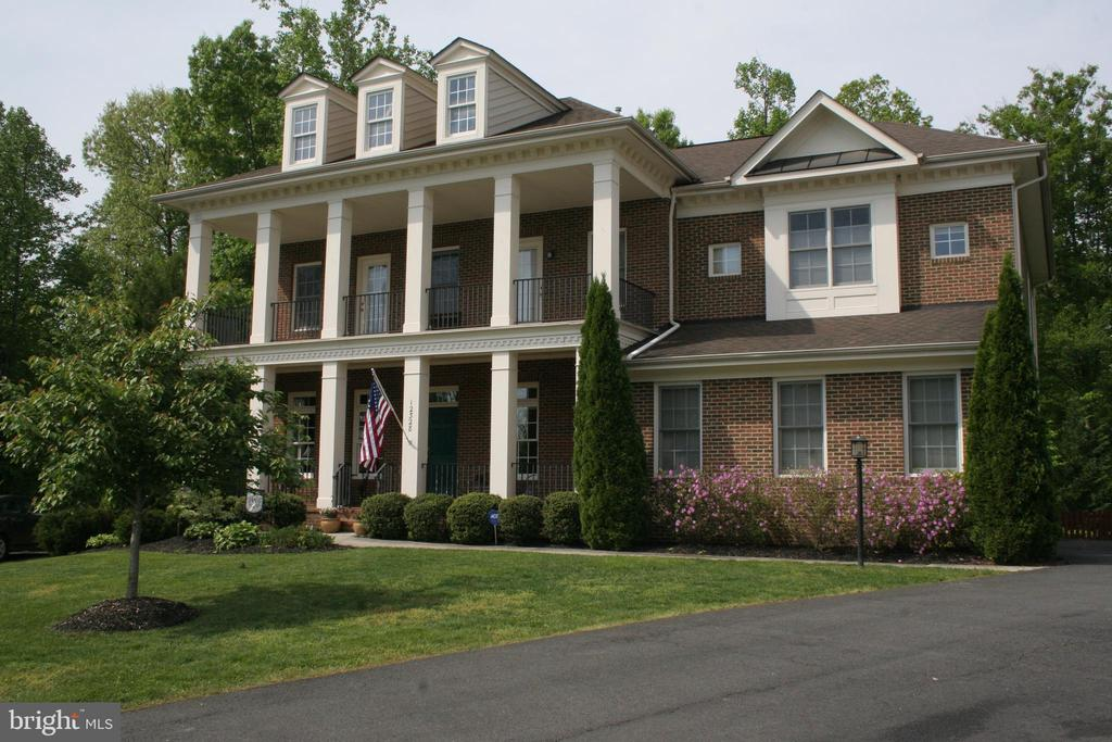 Exterior Front - 12328 TIDESWELL MILL CT, WOODBRIDGE