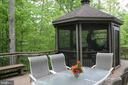 Screened Gazebo Summer - 12328 TIDESWELL MILL CT, WOODBRIDGE