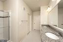 Litchfield Master Bath - 23245 MILLTOWN KNOLL #102, ASHBURN