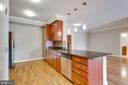 Lots of cabinet and counter space - 6301 EDSALL RD #124, ALEXANDRIA