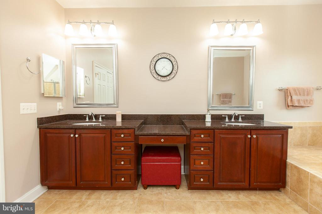 Master Suite - Beautiful TIle - 43341 CEDAR POND PL, CHANTILLY