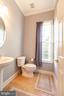 1/2 Bath with Potential For Full Bath - 43341 CEDAR POND PL, CHANTILLY