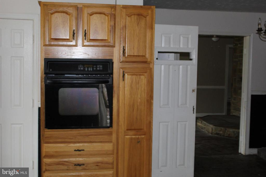 upper kitchen - 31 HEADWATERS RD, CHESTER GAP