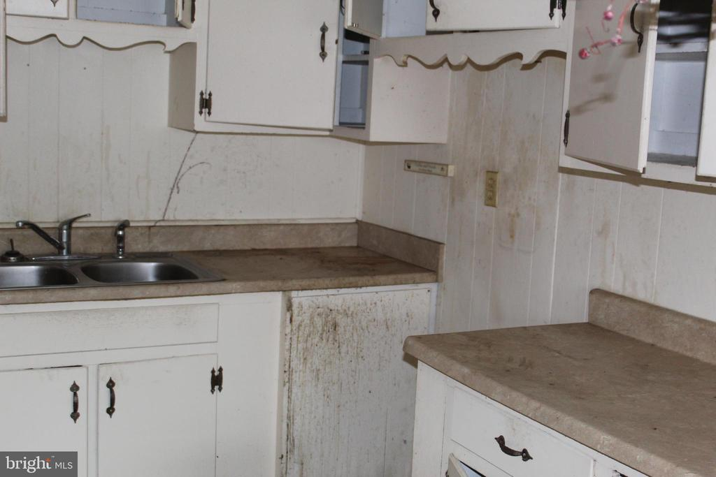 lower kitchen - 31 HEADWATERS RD, CHESTER GAP