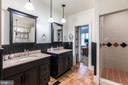 Master Bath - 18815 SILCOTT SPRINGS RD, PURCELLVILLE